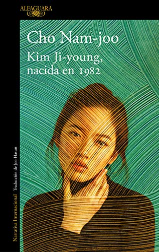 Portada del libro Kim Ji-Young, nacida en 1982 literatura de Corea del Sur