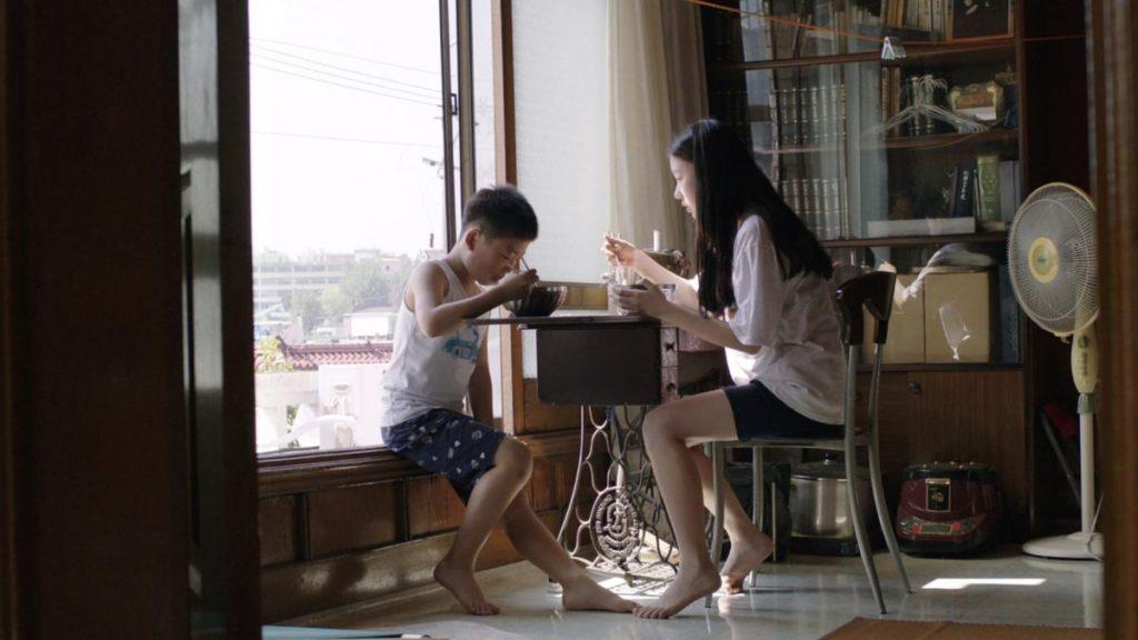 Imagen del film Moving on de Corea del Sur