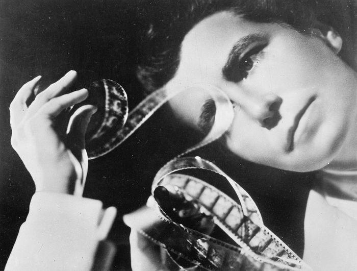 Retrato de la directora  Dorothy Arzner