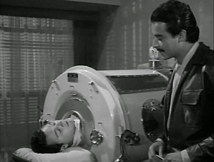 Fotograma de El río y la muerte de Luis Buñuel